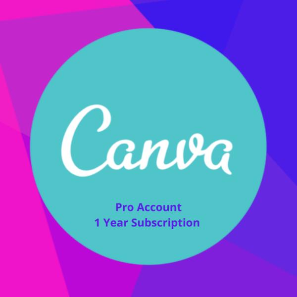 Canva-Pro-account