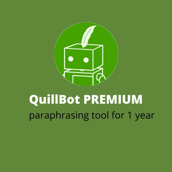 Quillbot Premium Account