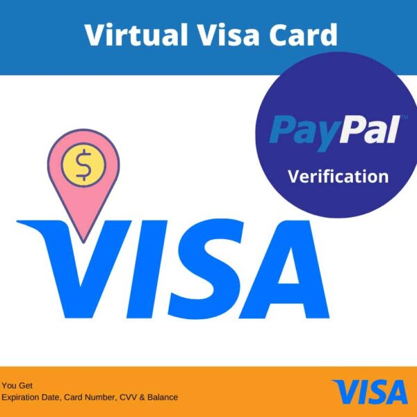 Virtual Visa Card Balance
