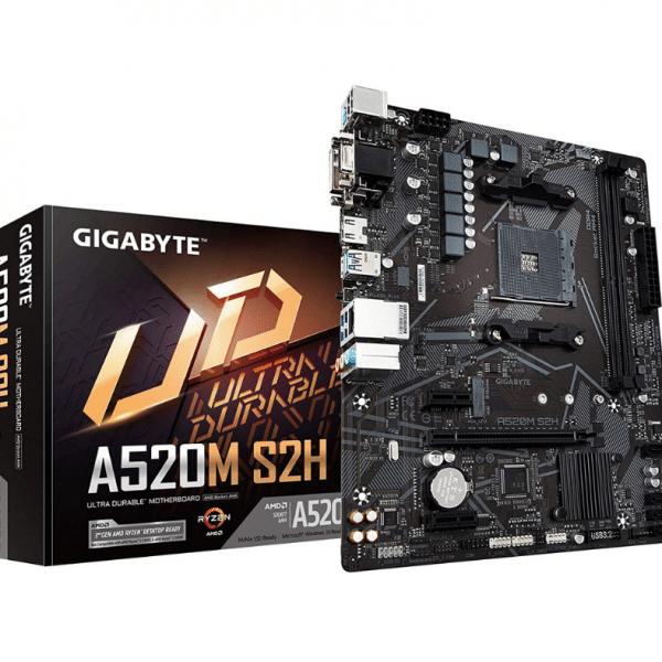 Gigabyte A520M S2H DDR4