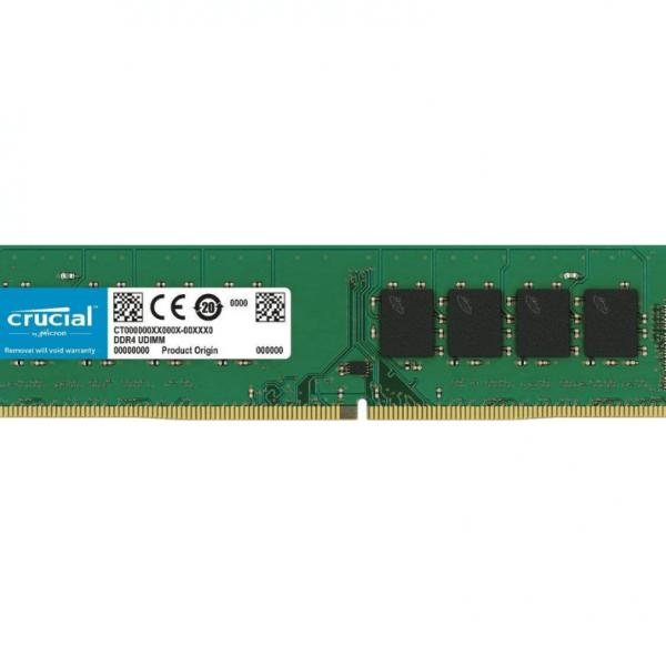 Crucial 4GB DDR4 2666MHz