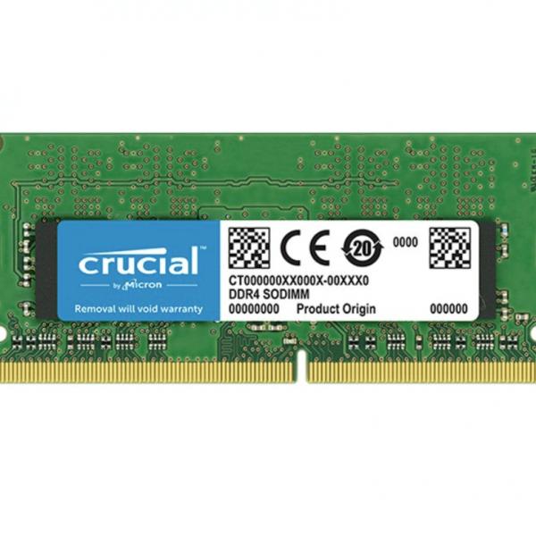 Crucial 8GB DDR4