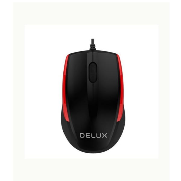 DELUX M321BU WIRED MOUSE
