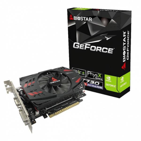 BIOSTAR GeForce GT730