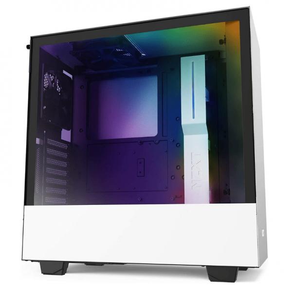 nzxt white case H510i