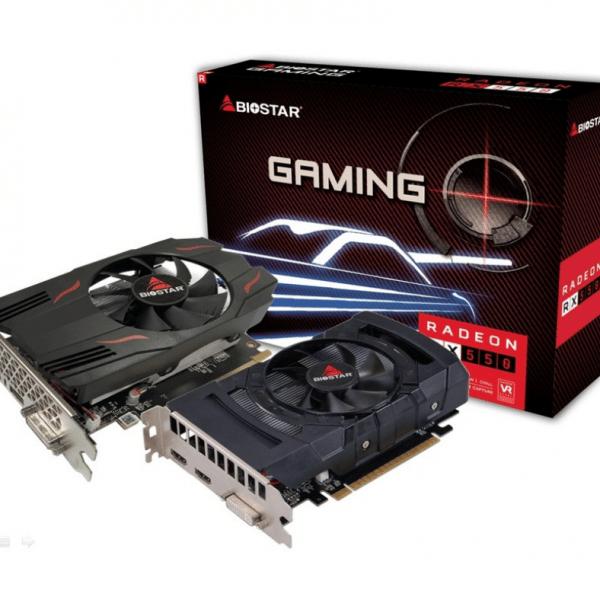 RADEON RX550 4GB DDR5