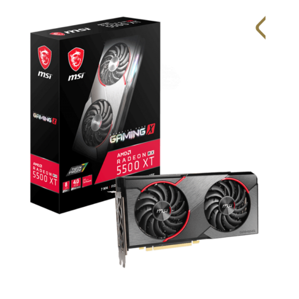 MSI Radeon RX 5500