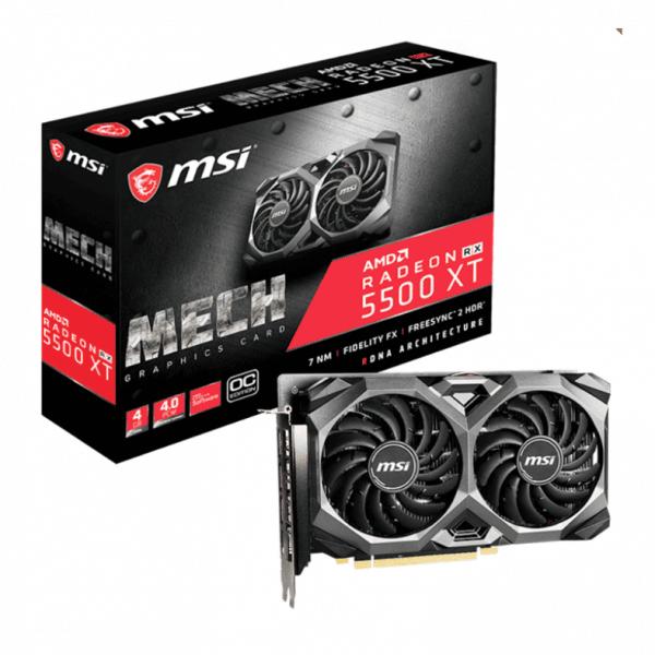 MSI Radeon RX