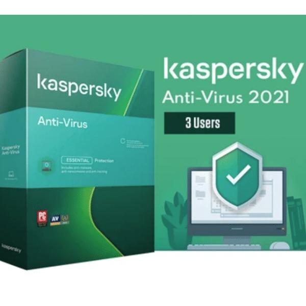 Kaspersky-Anti Virus -2021