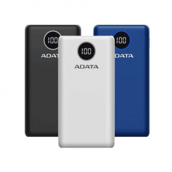 ADATA-Powerbank-20000mAh-P20000QCD