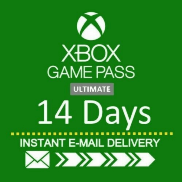 14 Day Trial Xbox Game Pass
