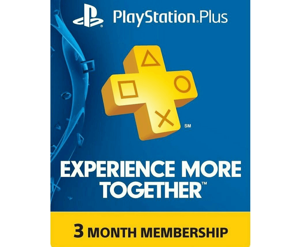 Sony PlayStation PS Plus 3-Month