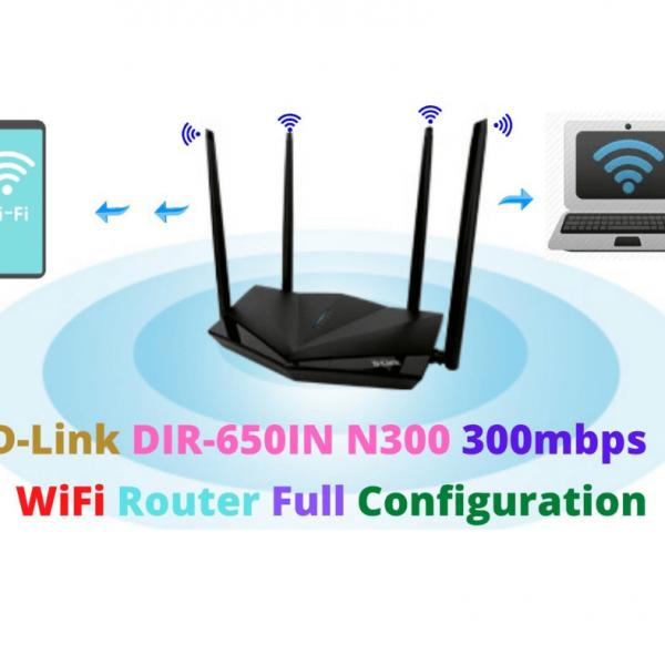 D-Link DIR-650IN