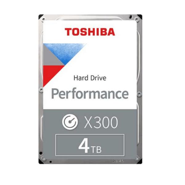 TOSHIBA 4TB 7200 RPM