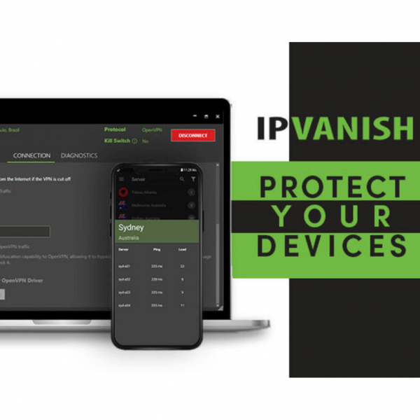 IPVanish Subscription 1 Device