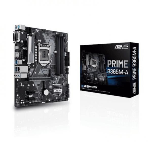 Asus Prime B365M-A